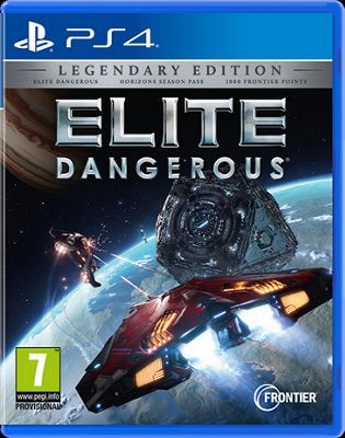 Elite Dangerous Legendary Edition PS4 Game