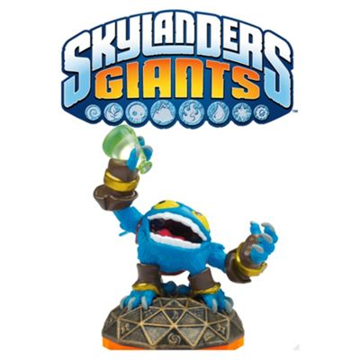 Skylanders Giants - Single Character - Pop Fizz
