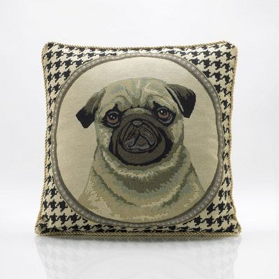 Alan Symonds Tapestry Mops Cushion Cover - 45x45cm