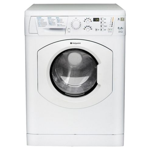Hotpoint HY6F1551P Washing Machine , 6Kg Load, 1150 RPM Spin, Polar