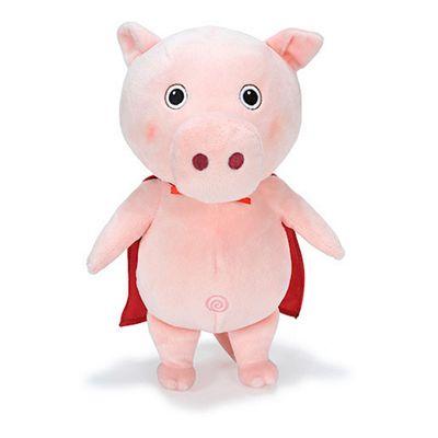 Little Baby Bum Nursery Rhyme Soft Toy - Pig