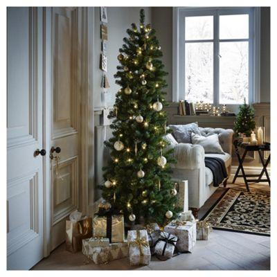 6 5ft Slim Christmas Tree