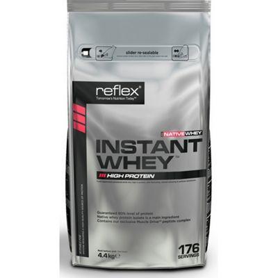 Reflex Instant Whey 4.4kg - Vanilla