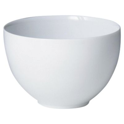 Set of 4 White By Denby Noodle Bowls
