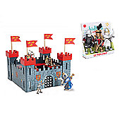 Le Toy Van My First Castle and Knights Set
