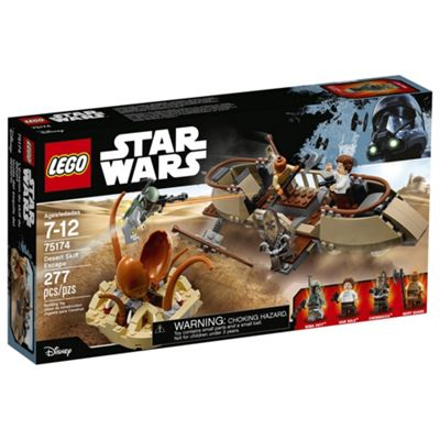 LEGO Star Wars Rogue One Desert Skiff Escape 75174