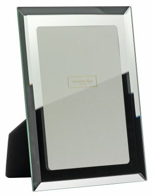 Addison Ross Mirror Photo Frame Bevelled Frame - 2 in x 3 in
