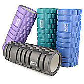 Core Balance Foam Massage Roller - Grey