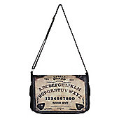 Spirit Board Black Messenger Bag