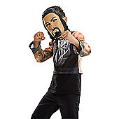 WWE Mask & Muscle Dress Up Costume - Roman Reigns