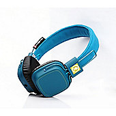 Outdoor Tech Privates Touch Control Wireless Headphones Turquoise
