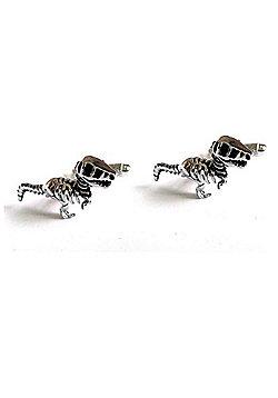 Dinosaur Skeleton Cufflinks