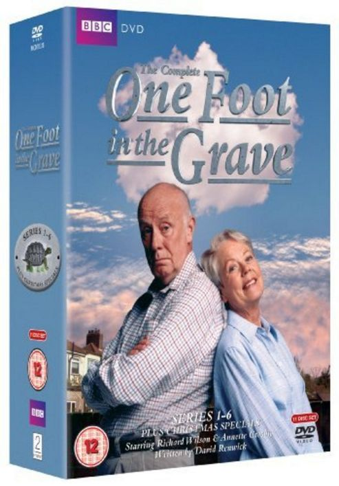 One Foot In The Grave - Series 1-6 - Complete  (DVD Boxset)