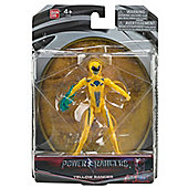 "Power Rangers Movie 5"" Action Figure - Yellow Ranger"