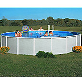 Doughboy Premier Round Steel Pool 18ft With Super Kit