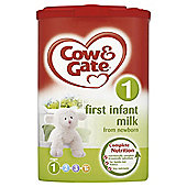 Cow & Gate First Infant Milk From Newborn 900G