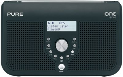 Pure One Elite II DAB/FM Radio