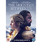Mountain Between Us, The DVD