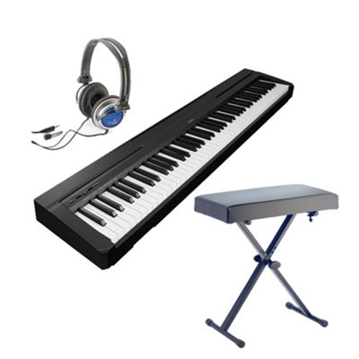 Yamaha P35PK Stage Piano with Bench and Headphones