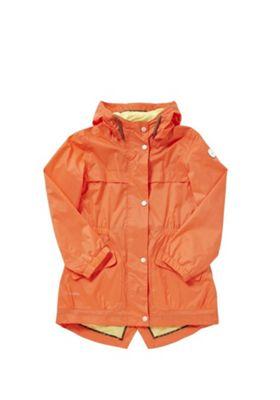 Regatta Trifonia Waterproof Hooded Jacket Peach 3-4 years