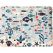 Under the Sea Lightweight Mat - 117 x 76 cm