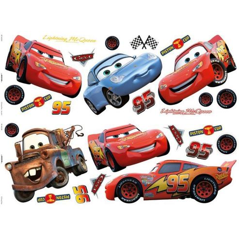 Disney Cars Wall Sticker DF40263B