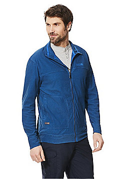 Regatta Ultar III Zip-Through Fleece - Blue