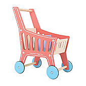 Bigjigs Toys Supermarket Trolley