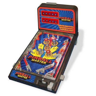 Thumbs Up Pinball Master Pinball Game