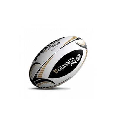 Rhino Rugby Guinness Pro12 Mini Supporter Official Rugby Union Ball White