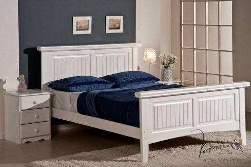 Verona Lazio Bed Framestead - Double (4' 6