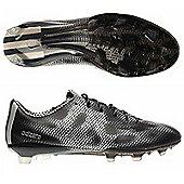 adidas Perfomance Mens F50 Adizero FG Leather Football Boots - Black