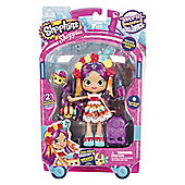 Shopkins Shoppies Themed Dolls - Mexico