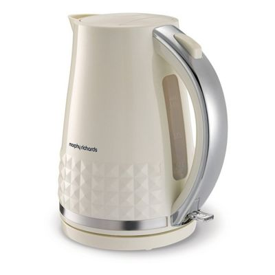 Morphy Richards-108262 Dimensions Jug Kettle with 1.5L Capacity and 3100W Power in Cream