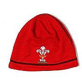 Under Armour Wales WRU Rugby EU Club Men's Beanie - Red
