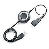 Jabra LINK 280 1.5m Black USB cable