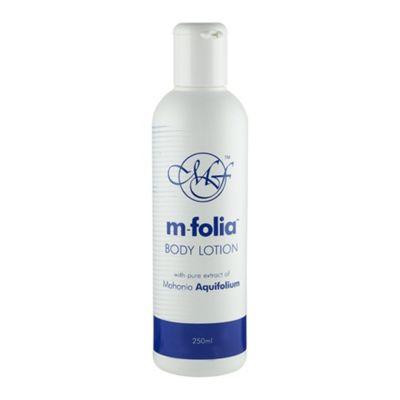 M Folia Body Lotion