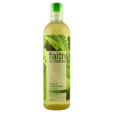 Hemp & Meadowfoam (Shampoo) (400ml Shampoo)