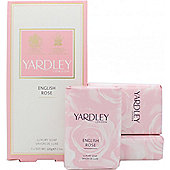 Yardley English Rose Soap 3x 100g