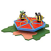 Mookie The Hive Merry Go Round Playset