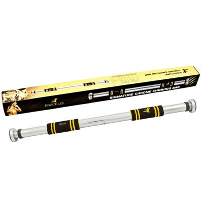 Marcy Bruce Lee Signature Chrome Chinning Bar