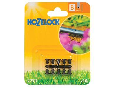 Hozelock Blanking Plug 13mm (10 Pack)