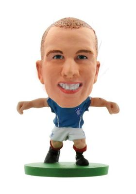 Soccerstarz - Rangers Kenny Miller Home Kit (2015 Version)