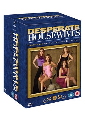 Desperate Housewives 1-7 (DVD Boxset)