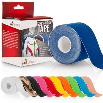 Proworks Kinesiology Sports Tape - Dark Blue