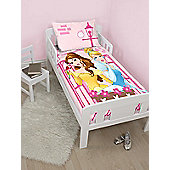 Disney Princess Boulevard 4 in 1 Junior Bedding Bundle