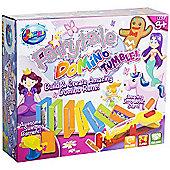 Jacks Fairytale Domino Tumble!