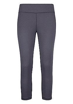 Mountain Warehouse Karma Capri Womens Leggings - Grey