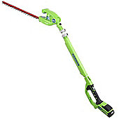 24V Long Reach Hedge Trimmer 2Ah Battery & Charger