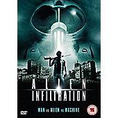 Alien Infiltration (DVD)
